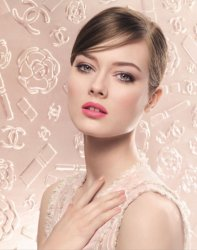 Весна в стиле Chanel Precieux Printemps Spring 2013 Collection