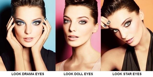 2019 year look- Hypnotic lancome eyes spring makeup collection