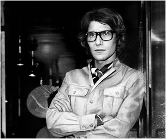 5c9edec8d9a Ив Сен-Лоран (Yves Saint-Laurent)  биография, фотографии