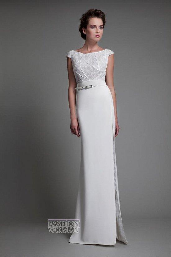 Изобр по > Простое Свадебное Платье
