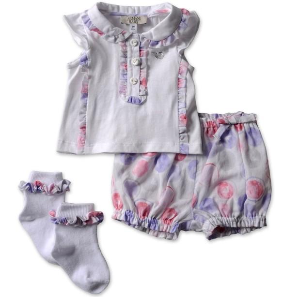 Модные одежда для новорожденных
