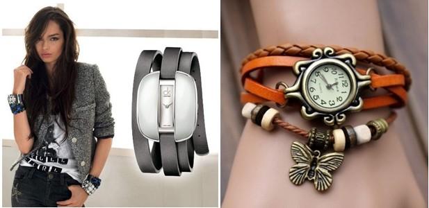 Самые красивые ручные часы женские 38