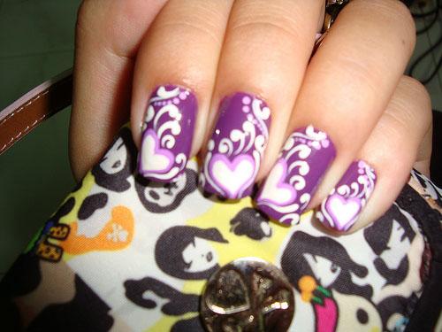 Акриловые ногти поэтапно