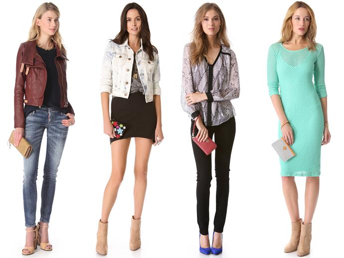 Модные женские кошельки 2014 года