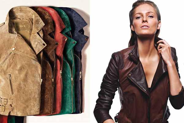 купить кожаную куртку в городе лесном